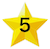 星5のアイコン