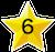 星6のアイコン
