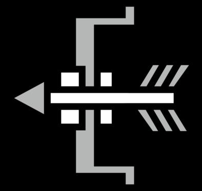 弓のアイコン画像