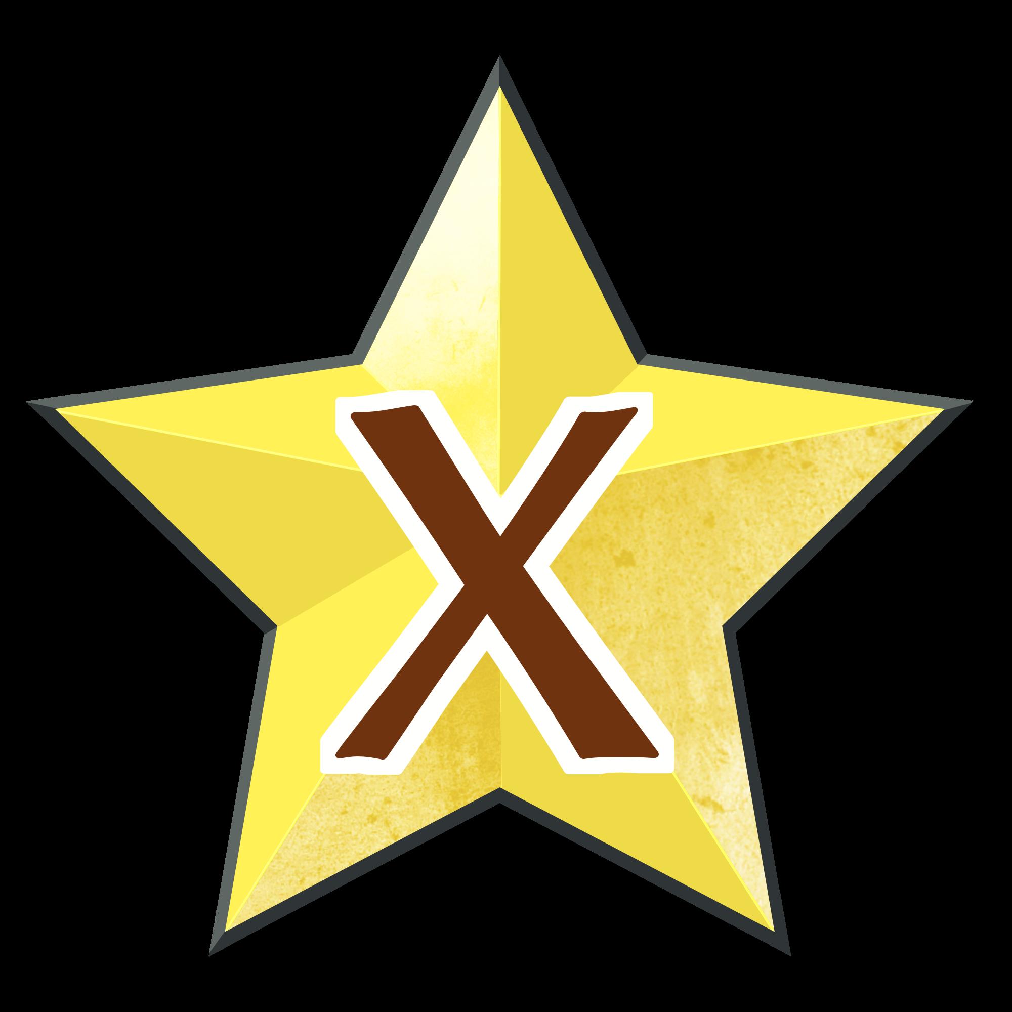 レア度Xのアイコン