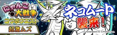 ネコムート襲来のバナー画像