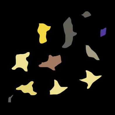 モンハンダブルクロス遺跡平原のマップ