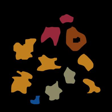 モンハンダブルクロスの火山の画像