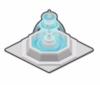 噴水の画像