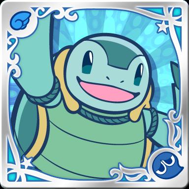 おどりガメ・ブルーの画像