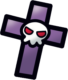 即死のアイコン