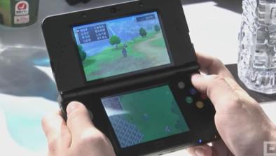 3DS版ドラクエ11プレイ画像