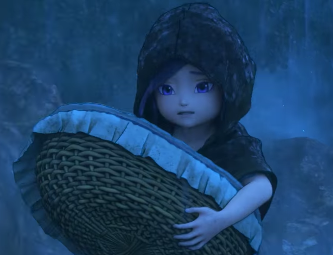 幼いマルティナの画像