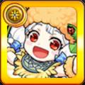 ふわふわ妖精 ケサランパサランの画像
