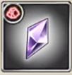 不思議な水晶のカケラのアイコン