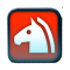 騎馬アイコン