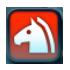 騎馬のアイコン