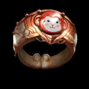 ウッキーの指輪の画像
