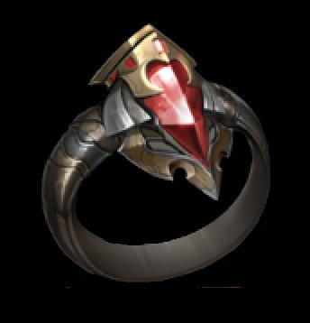 情熱の指輪の画像