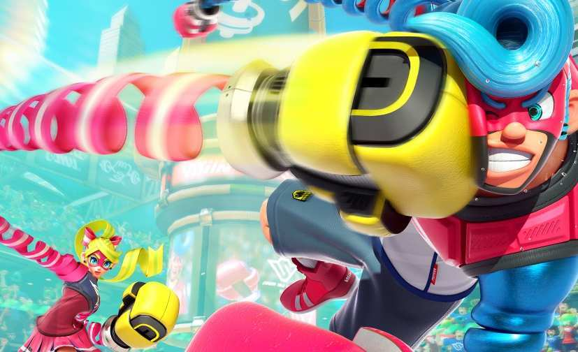 ARMS(アームズ)のトップ画像