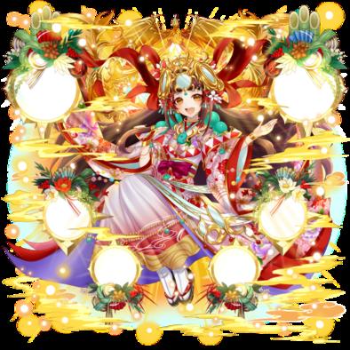 [新春の陽光]天照大神の画像