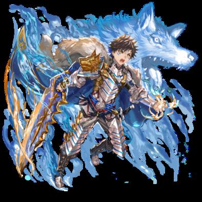 [神獣騎士]アギラの画像