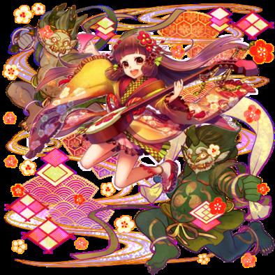 [戦和歌少女]茶々の画像