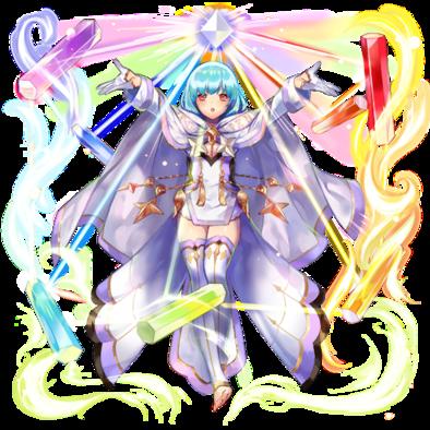 [虹彩の女神]エルピスの画像