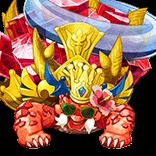 サマーキングドラゴンタートルの画像