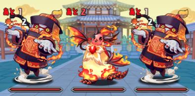 火の宝珠龍4F