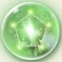 緑属性のアイコン