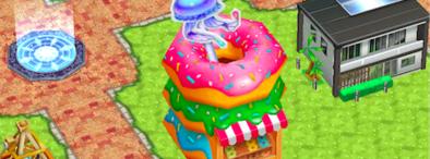 混沌のドーナッツ屋さん