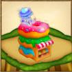混沌のドーナッツ屋さんの画像
