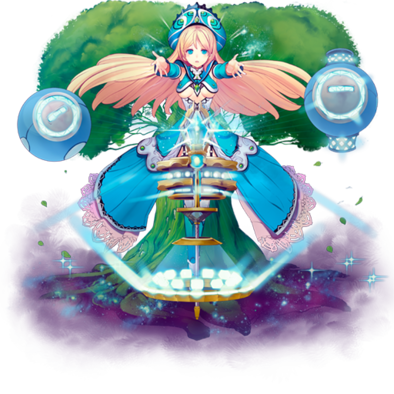 [聖樹の守護]アンナプールナの画像