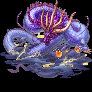 [赤紫竜]玉王の画像
