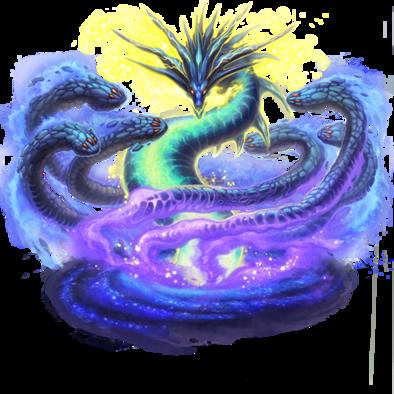 [星雲竜]メビウスの画像