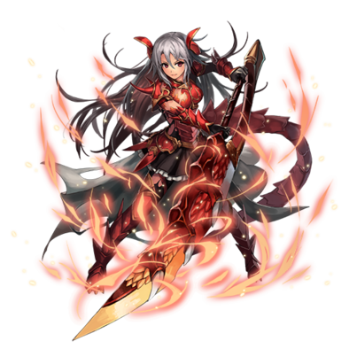 [赤き竜鱗の剣]アルンの画像