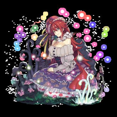 [胞子姫]ミュケースの画像
