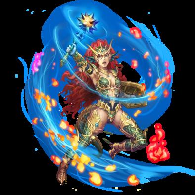 [守竜の闘神]エイダの画像