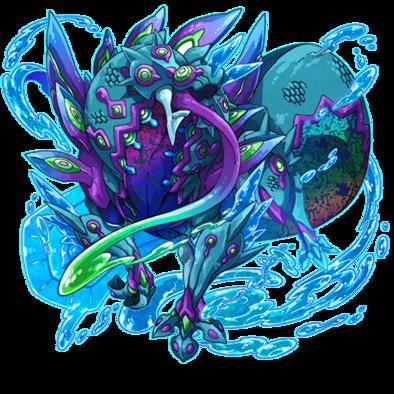[水肖竜]カマエレオーンの画像