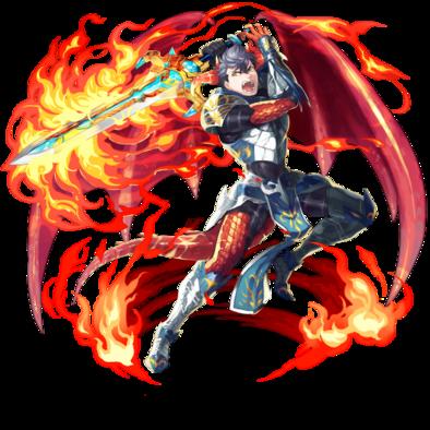 [仇滅の竜騎士]ゼーレンの画像