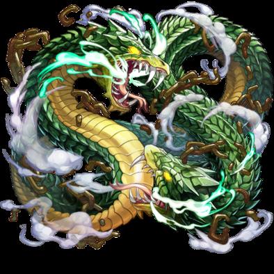 [双頭の大蛇]ムンザムンザの画像