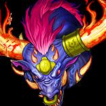 [聖人を冒涜する獣]ザガムの画像