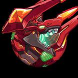 [烈機竜]クリムゾントニトルスの画像