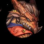 竜戦士・牙刀の画像