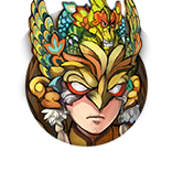 蘭陵王の画像