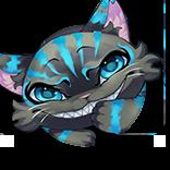 チェシャ猫の画像