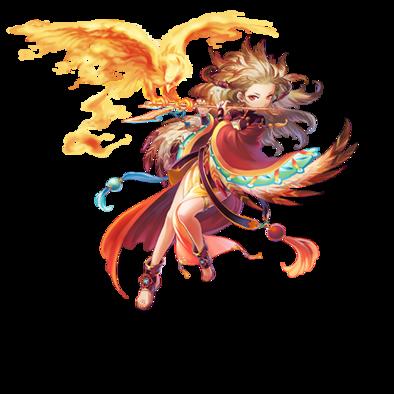 炎の天女・豹尾の画像
