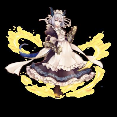 竜侍女・エルダの画像