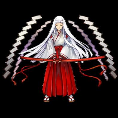刀巫女・センの画像