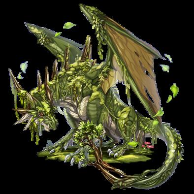 古代樹竜・アルベの画像