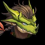 竜槍兵の画像