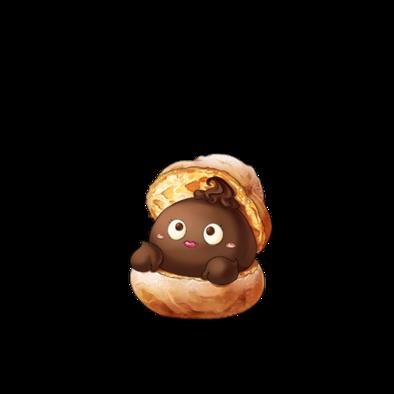 チョコシューレディの画像