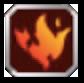 炎属性のアイコン