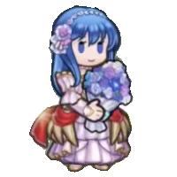 花嫁シーダのミニキャラ画像